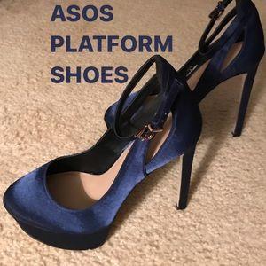 ASOS platform high heels